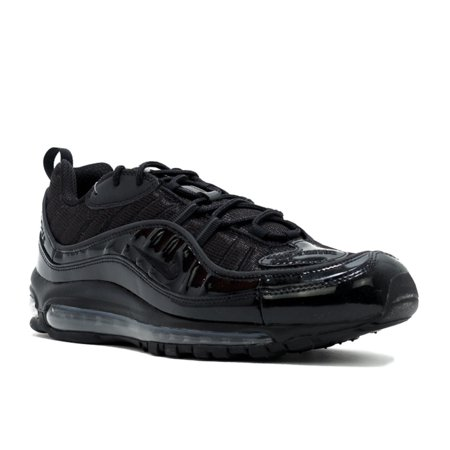 premium selection 92a59 5e851 Nike - Men - Nike Air Max 98 / Supreme 'Supreme' Black -844694-001 - Size  10   Walmart Canada