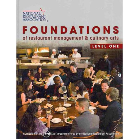 Foundations Of Restaurant Management   Culinary Arts  Level 1