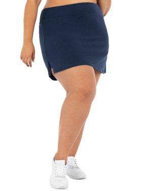 Athletic Works Women's Plus Size Active Skort