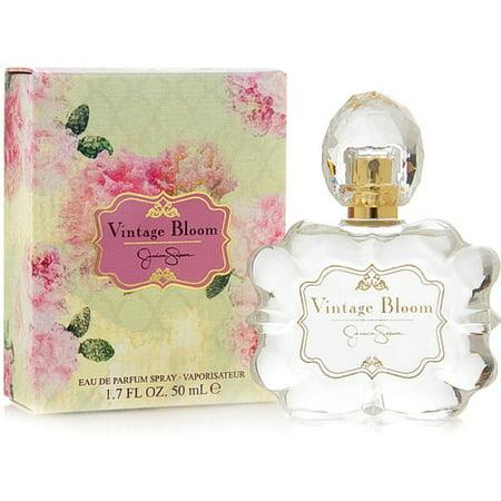Jessica Simpson Vintage Bloom Women's Eau De Parfum Spray 1.70 oz - Film De Simpson Halloween