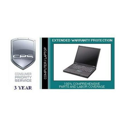 Consumer Priority Service CMP3-4000 Ordinateur de 3 ans - moins de 4 000,00 $ - image 1 de 1