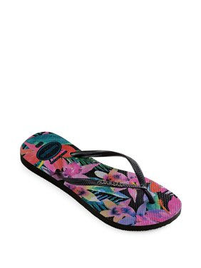 3e0dfec53efaa2 Product Image Women s Havaianas Slim Tropical Flip Flop
