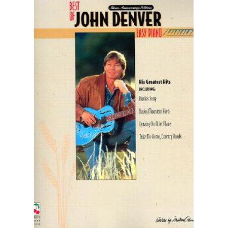 The Best of John Denver (John Denver The Best Of John Denver Live)