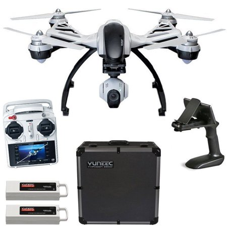 Yuneec Q500+ Typhoon Quadcopter with CGO2-GB Camera Ready to Fly System (Box wi