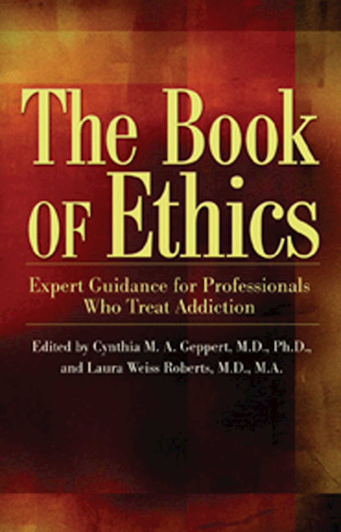 Publication Ethics for Book and Chapter Authors