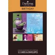 Card-Boxed-Birthday-Birthday Brights (Box Of 12)
