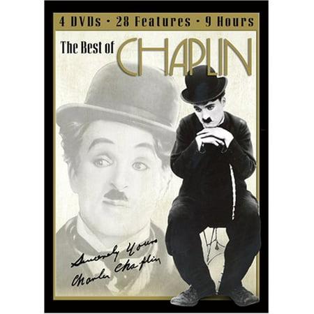 The Best of Charlie Chaplin (DVD)