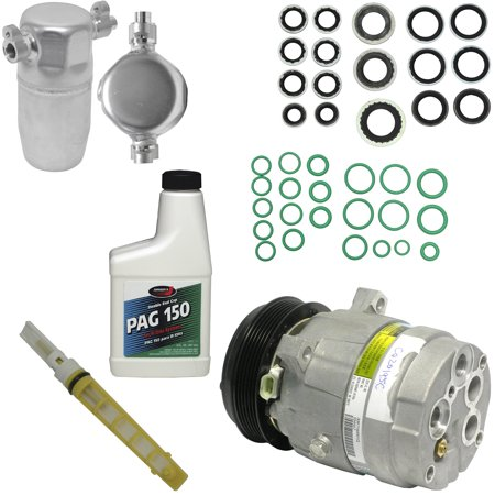 New A/C Compressor and Component Kit 1051033 - 1135282 LeSabre - Buick Lesabre A/c Compressor