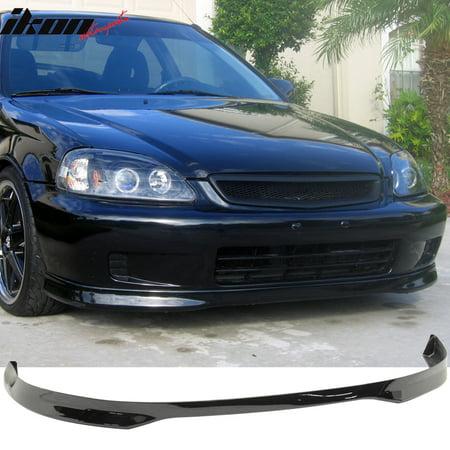 Fits 99-00 Honda Civic T-R Front Bumper Lip - Honda Civic Type R Spoiler