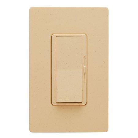 Lutron DV-603PH-IV Ivory Diva Three Way Decorator Light Dimmer Switch 600W Lutron 3 Way Dimmer Switch