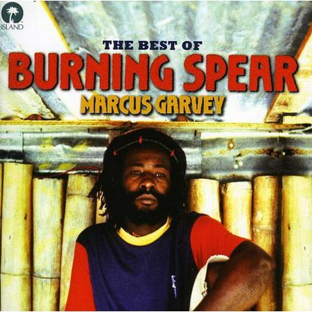 Marcus Garvey: Best of Burning Spear (CD)