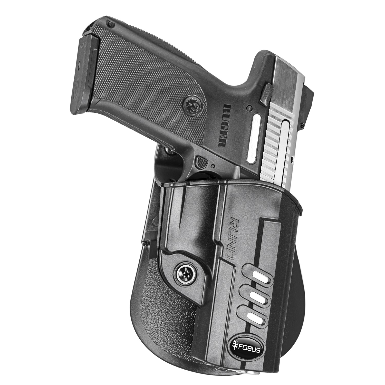 Fobus Evolution Paddle Holster-Ruger SR40 SR40C SR9-SR9C by Fobus Holsters