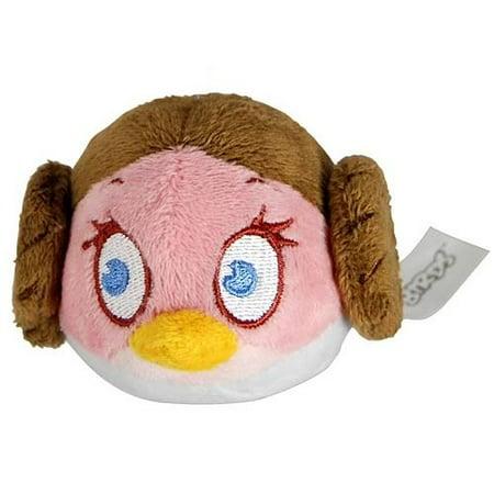 Angry Birds Star Wars Plush Princess Leia, 12