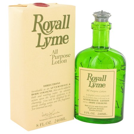 ROYALL LYME by Royall Fragrances - Men - All Purpose Lotion / Cologne 8 oz - image 1 of 1