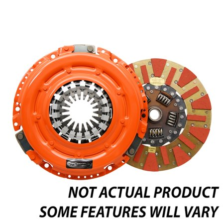 Centerforce DF500500 Dual Friction Clutch Pressure Plate And Disc Set