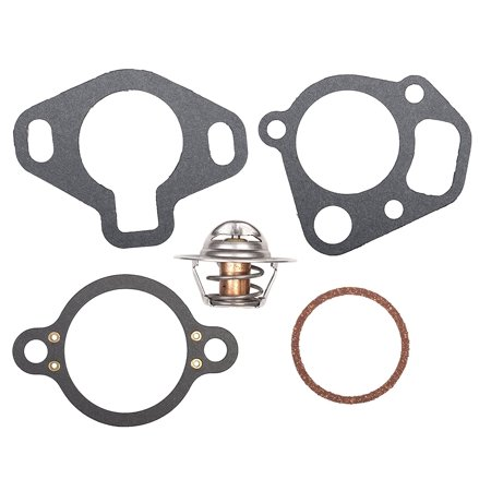 Sierra 18-3646 Thermostat Kit, Sierra Thermostat Kit Welcome to BigWorld. The Sierra 18-3646 Thermostat Kit is interchangeable with the following: GLM 13380, Mallory 9-43151, Mercruiser 807252Q3, 807252T6. Each Sierra product meets or exceeds the original equipment part it replaces. Contains: 18-2553 Thermostat Cover Gasket, 18-2834 Thermostat Cover Gasket, 18-2844 Thermostat Gasket, 18-2917 Thermostat Gasket, 18-3551 Thermostat. Good quality, to bring you more intimate service.