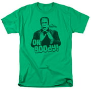The Munsters Oh Goody Mens Short Sleeve Shirt