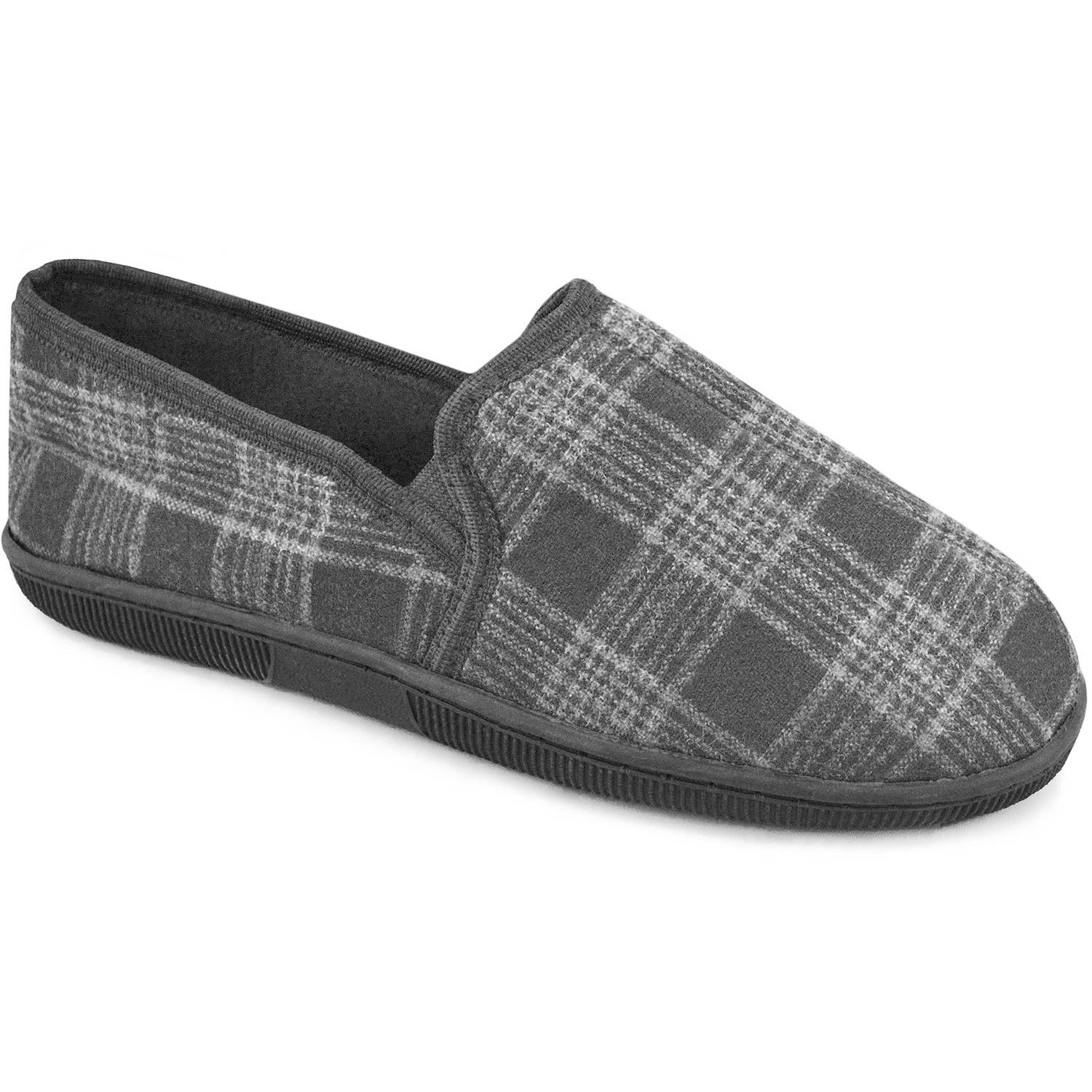 Muk Luks Men's Plaid Slipper