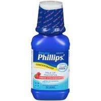 Phillips' Milk of Magnesia Concentrated - Fresh Strawberry 8 fl oz Liquid