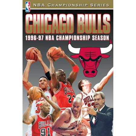 Nba Champions 1997: Chicago Bulls -