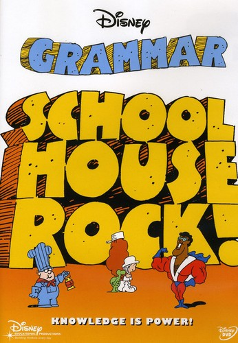 Schoolhouse Rock: Grammar (DVD) by Disney Educational Productions