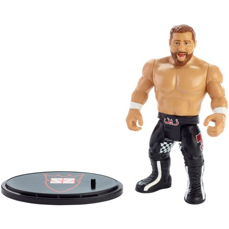 WWE Sami Zayn Retro App Action Figure