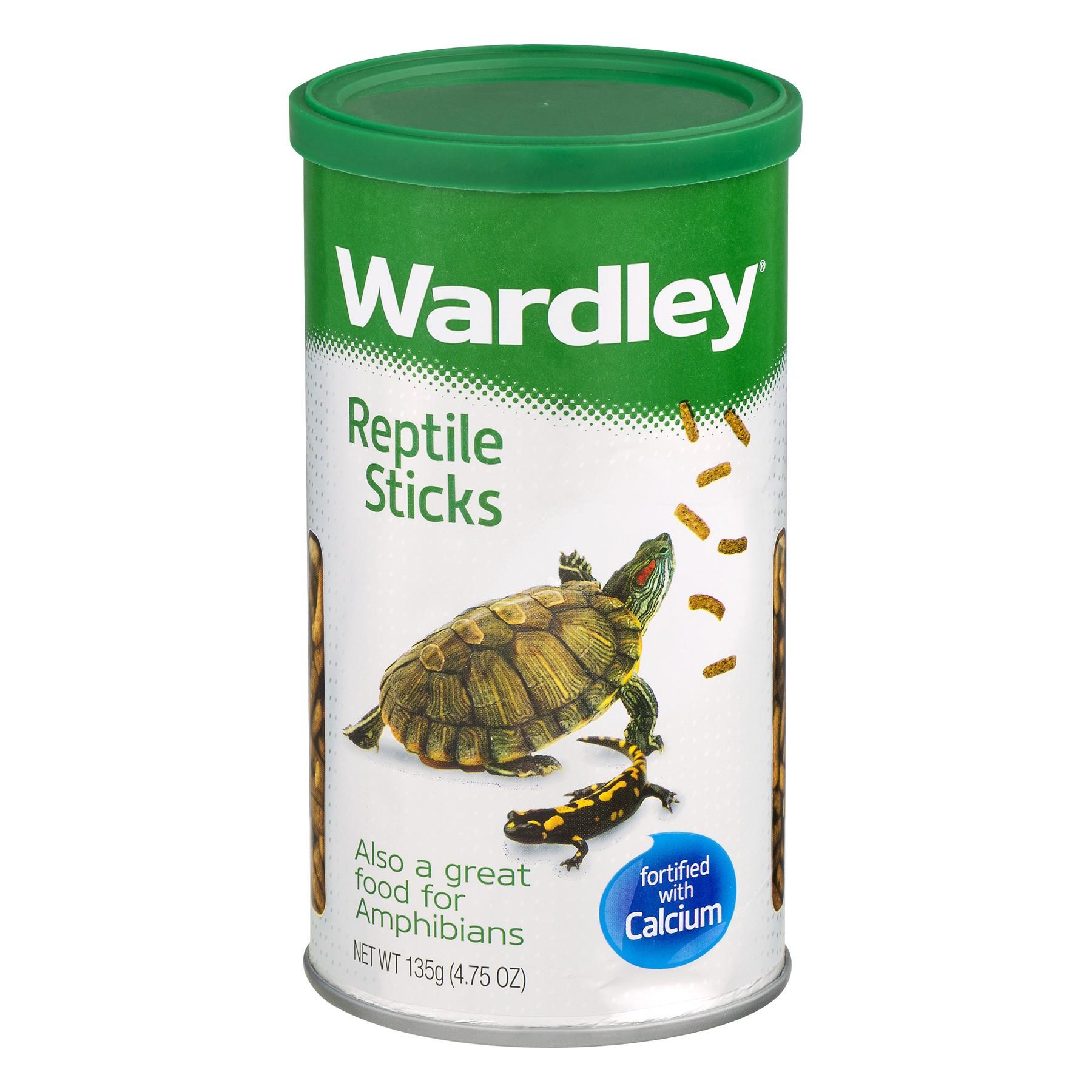 Wardley Reptile Sticks, 4.75 OZ