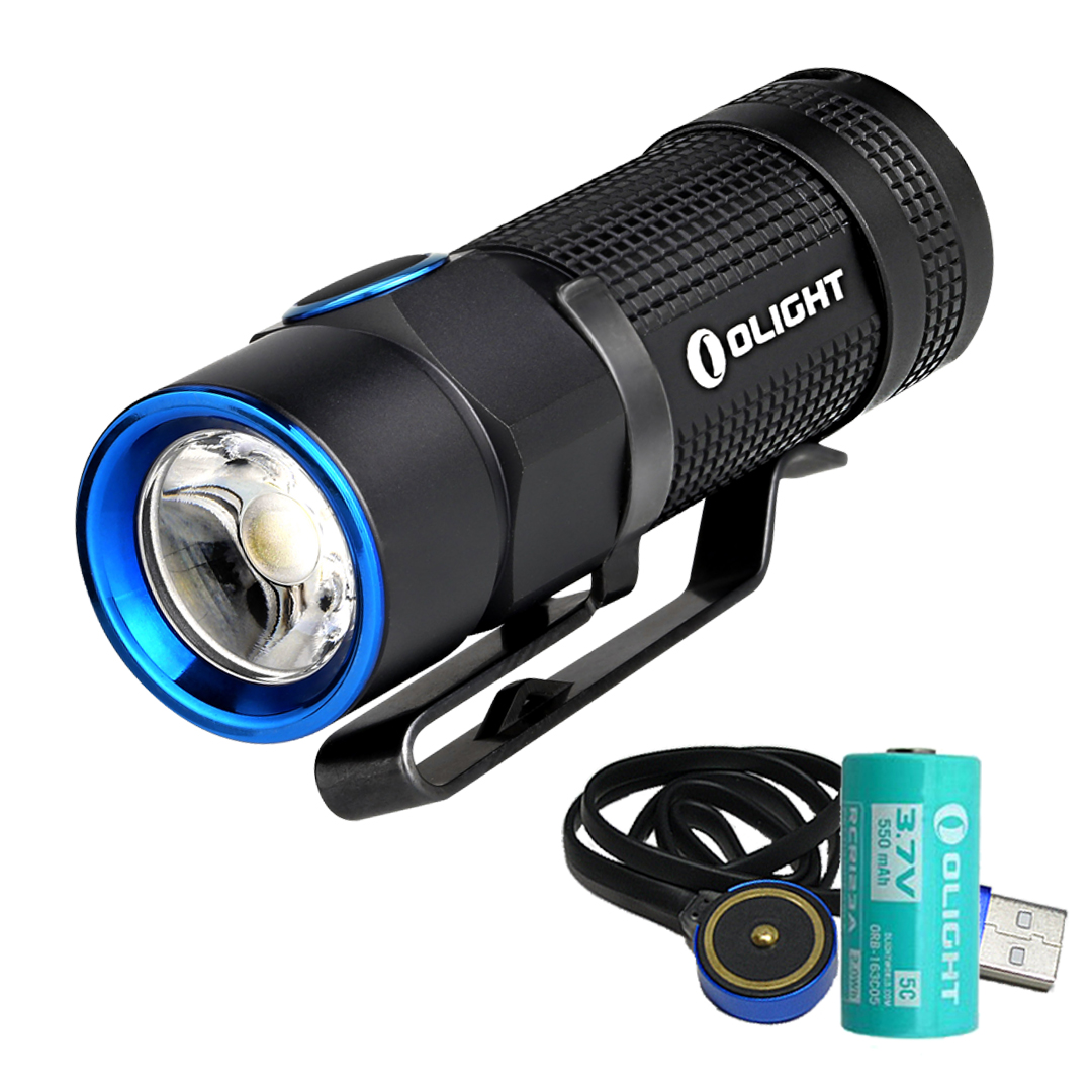 Olight S1R Baton Compact EDC Flashlight - 900 Lumens