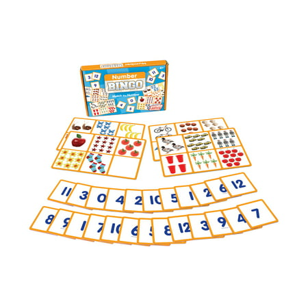 Junior Learning - Number Bingo Learning Educational Game