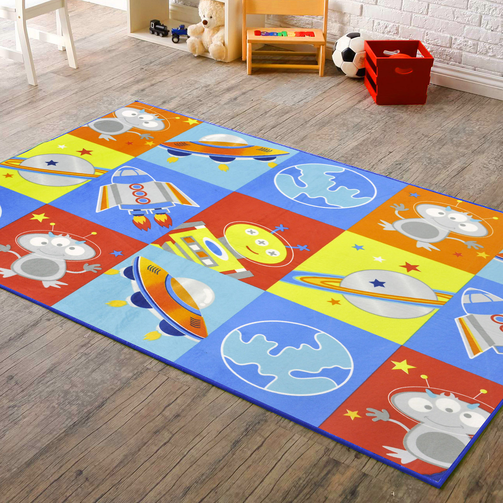 Idea Nuova Outer Space Area Rug