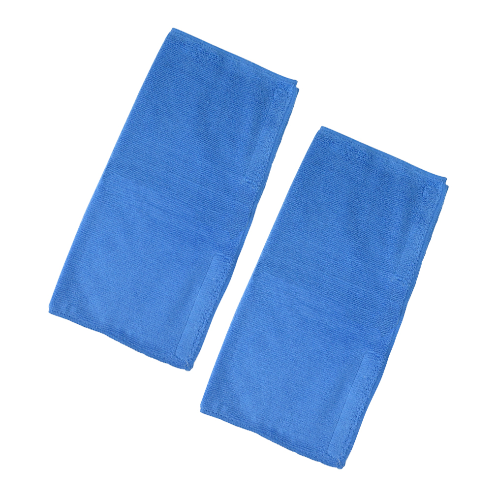 Evelots Microfiber Sweeper Cloth Covers, Wet & Dry Home & Commercial, Fits 13""