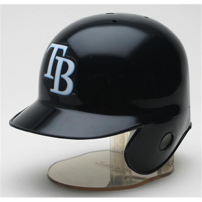 Creative Sports RB-RAYS Tampa Bay Rays Riddell Mini Batting Helmet