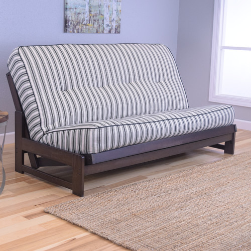 Ebern Designs Winterton Futon and Mattress