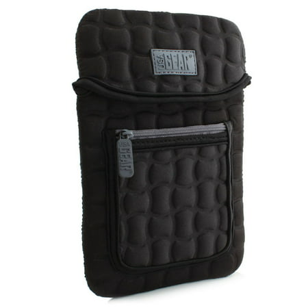 FlexARMOR X Neoprene Tablet Carrying Case with Durable Protection, Accessory Pocket, and Hand Strapped Security for RCA Maven Pro and more