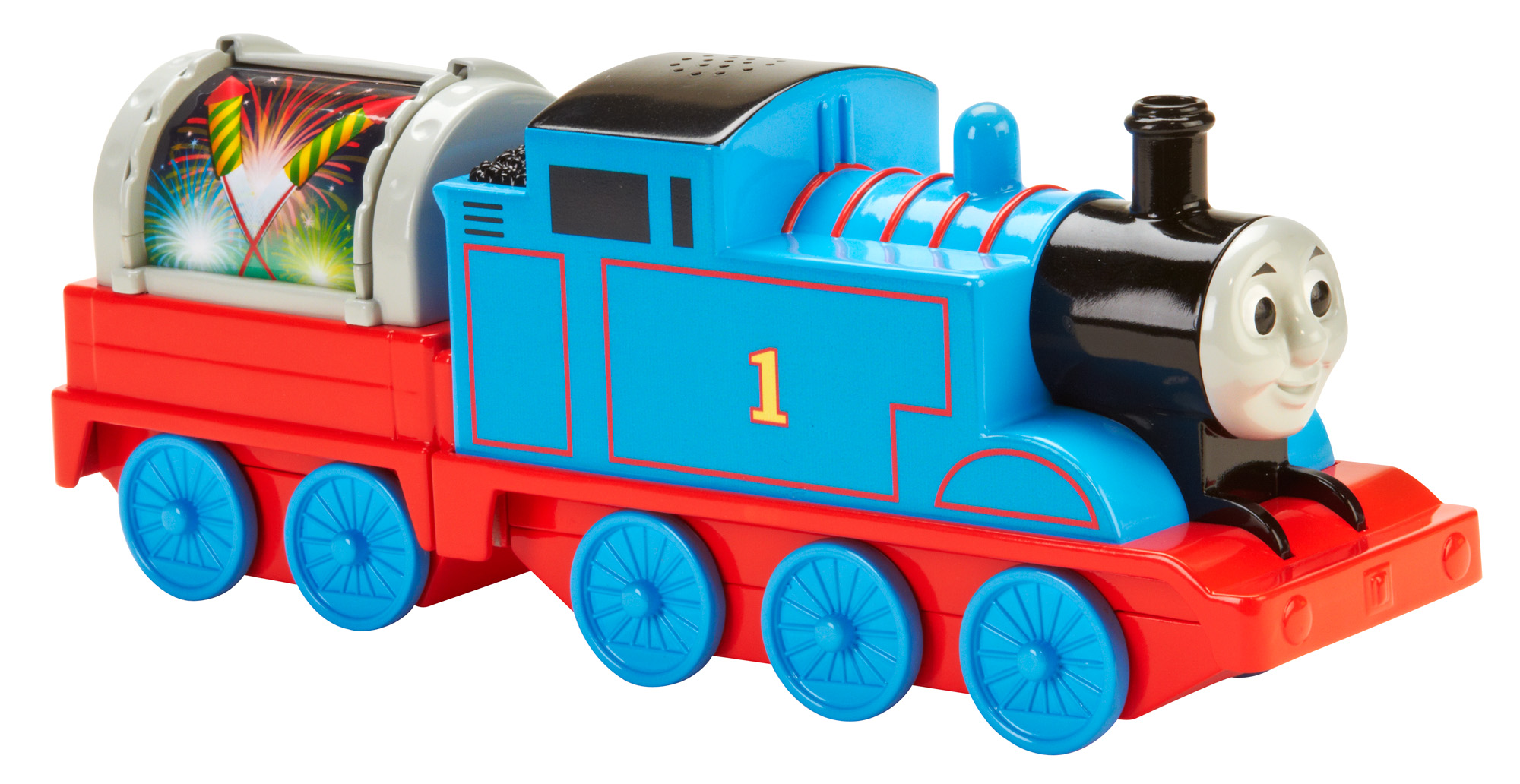 Fisher Price My First Thomas and Friends Surprise Delivery Thomas by FOSHAN CITY NANHAI MATTEL DIECAST CO., LTD.