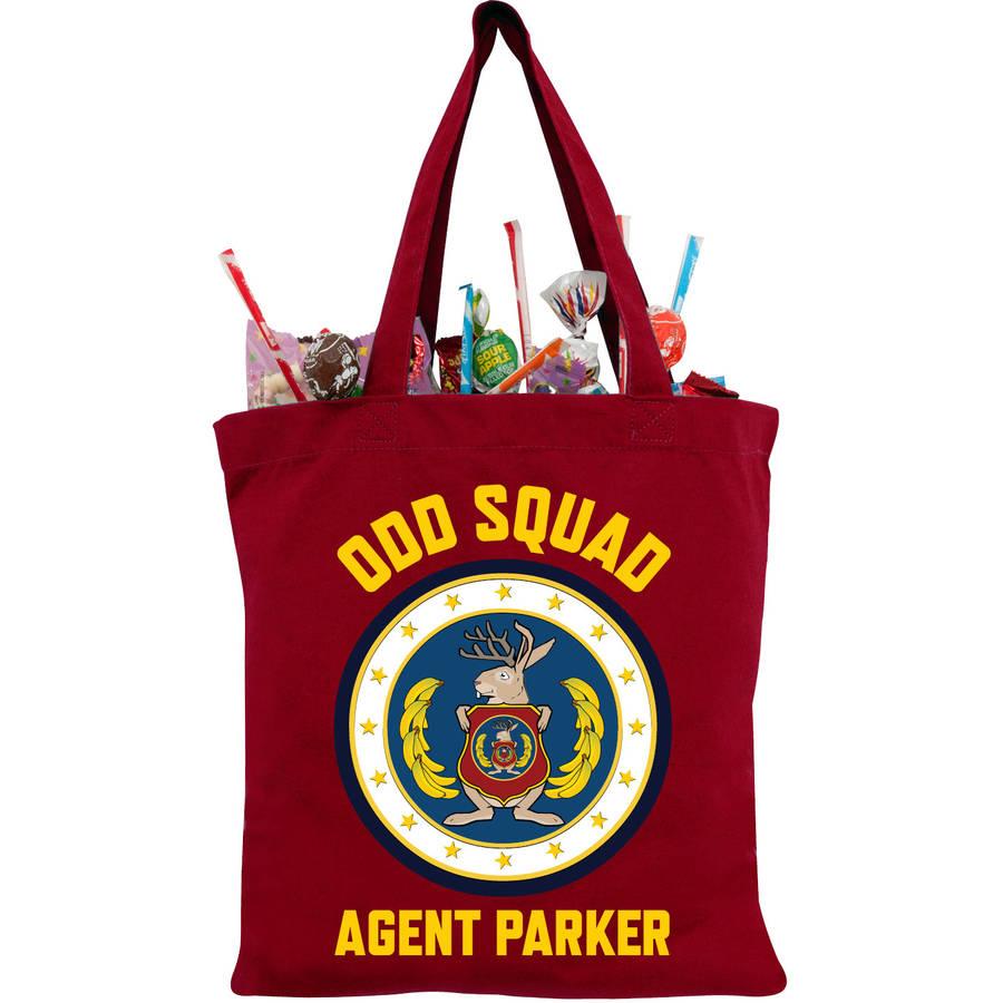 Personalized Odd Squad Agent Tote