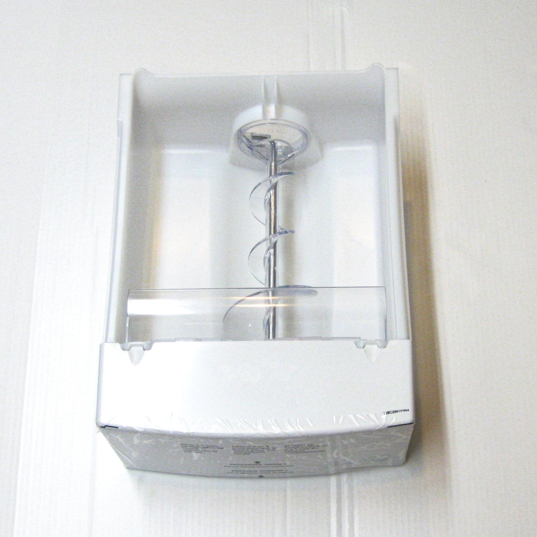 WR17X12091 Genuine GE Refrigerator Freezer Ice Bucket Auger AP3884278 PS1022067