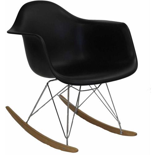 Modway Rocker Lounge Chair, Multiple Colors