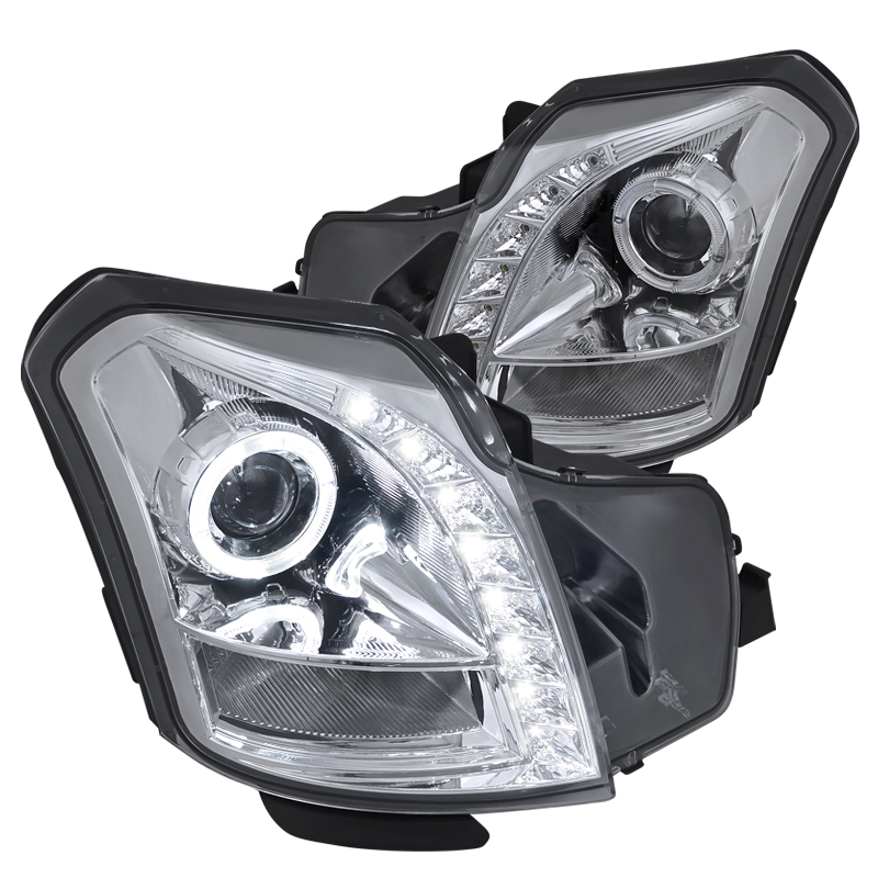 Spec-D Tuning 2003-2007 Cadillac Cts Smd Led Halo