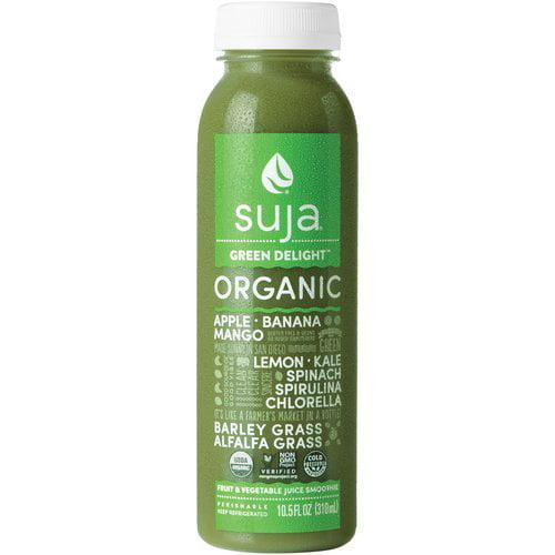Suja Organic Green Delight 100% Fruit & Vegetable Juice, 10.5 fl oz