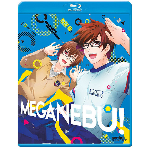 Meganebu!: Complete Collection (Blu-ray)