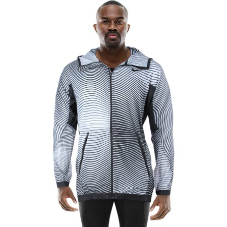 85405ced73 Nike - Nike Shield Men s Full Zip Hooded Windbreaker Running Jacket ...
