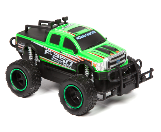 1:24 Licensed Ford F-250 Super Duty Friction Truck by World Tech Toys