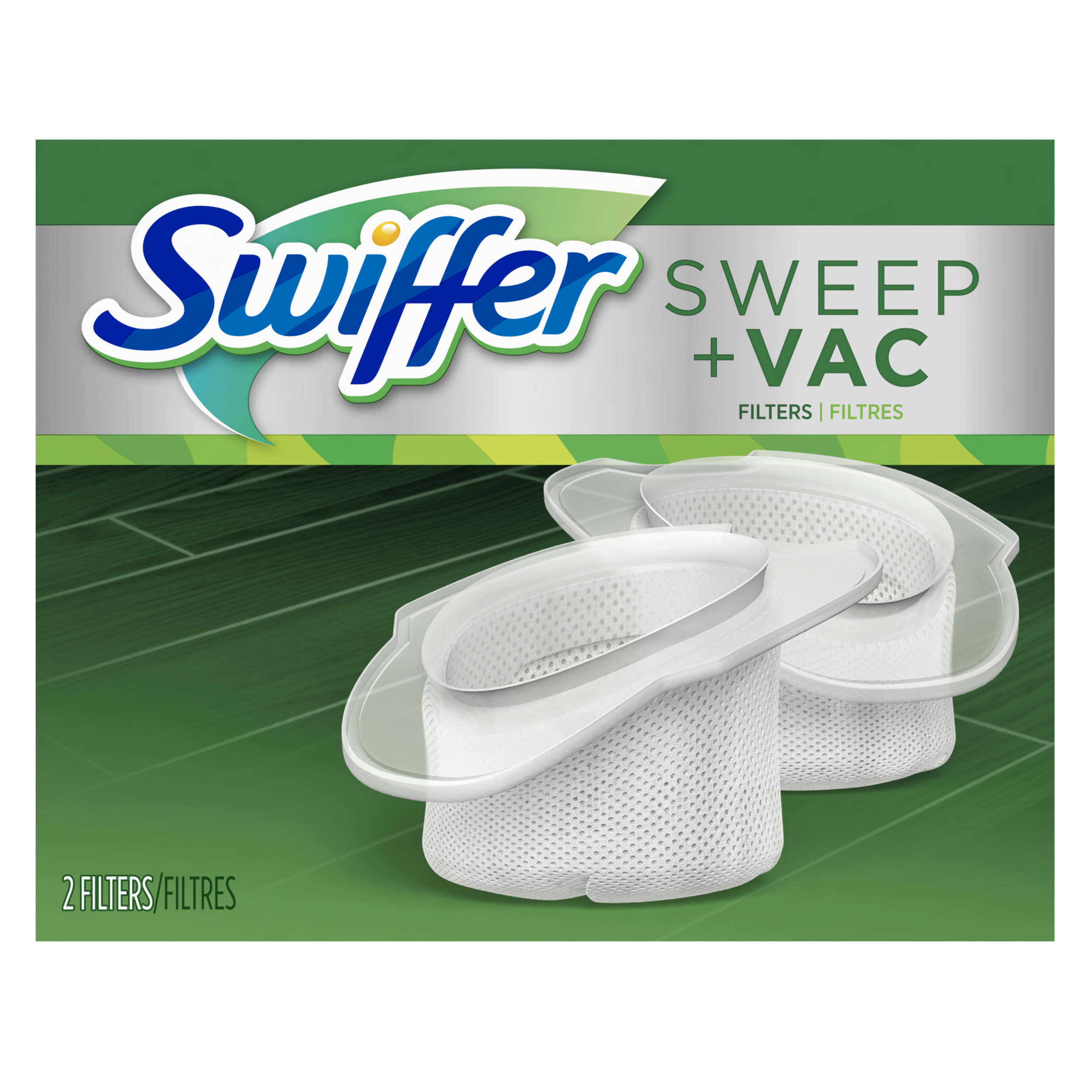 Swiffer Sweep + Vac Vacuum Replacement Filter 2 Count