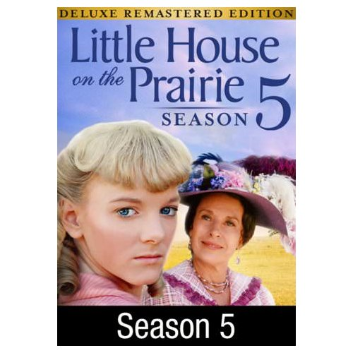 Little House on the Prairie: Season 5 Deluxe Remastered Edition (1978)