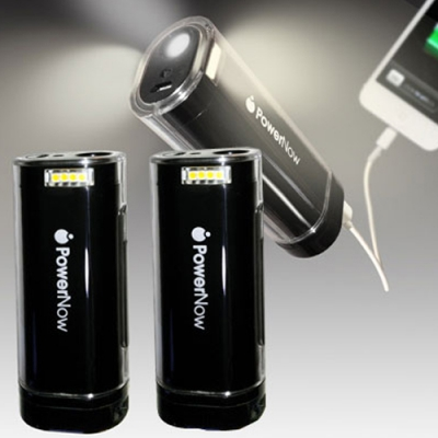 Datexx Set of Two 1 Year Smartphone Backup Batteryw/ Smallest Lantern Quest D...