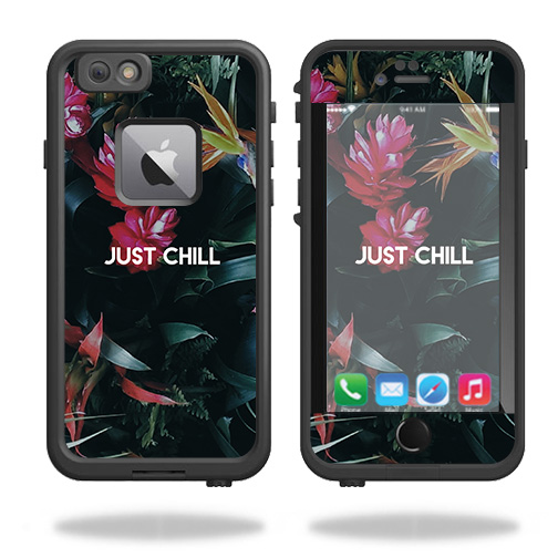 Skin For Lifeproof Fre iPhone 6 Plus / 6S Plus Case – Just Chill | MightySkins Protective, Durable, and Unique Vinyl Decal wrap cover | Easy To Apply, Remove, and Change Styles | Made in the USA