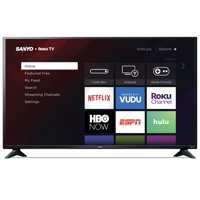 "Sanyo 55"" Class 4K Ultra HD (2160p) HDR Roku Smart TV (FW55R70F)"