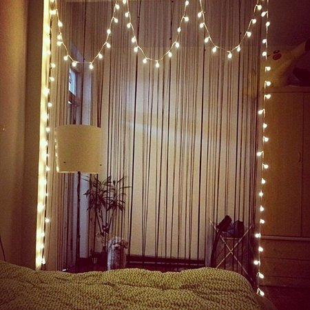 3m 300led String Lights Warm White Ball Fairy Lights Waterproof Decorative Starry Lights For Bedroom Patio Parties Battery Powered Walmart Canada