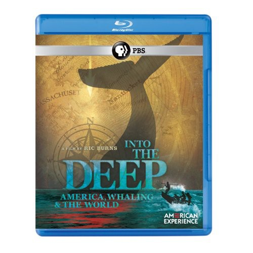 Into the Deep: America, Whaling & the World (American Experience) (Blu-ray)
